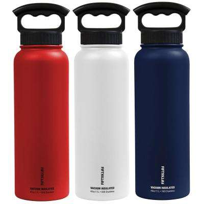 40 oz. Summer Hydrating Insulated Bottle Bundle