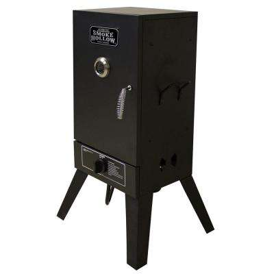 26 in. Vertical Propane Gas Smoker