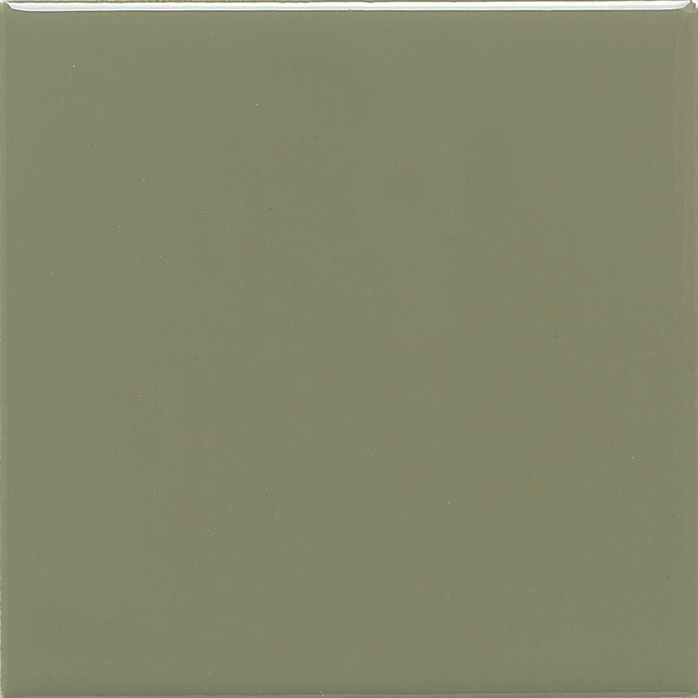 Daltile Semi-Gloss Garden Spot 6 in. x 6 in. Ceramic Wall Tile (12.5 sq. ft. / case)