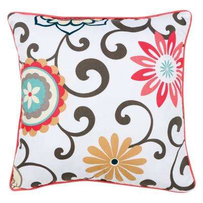 Waverly Pom Pom Play Standard Decorative Pillow