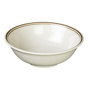 Restaurant Essentials Arcacia 32 oz., 7-1/2 inch Rim Soup Bowl, 2-1/2 inch Deep (12-Piece) by Restaurant Essentials