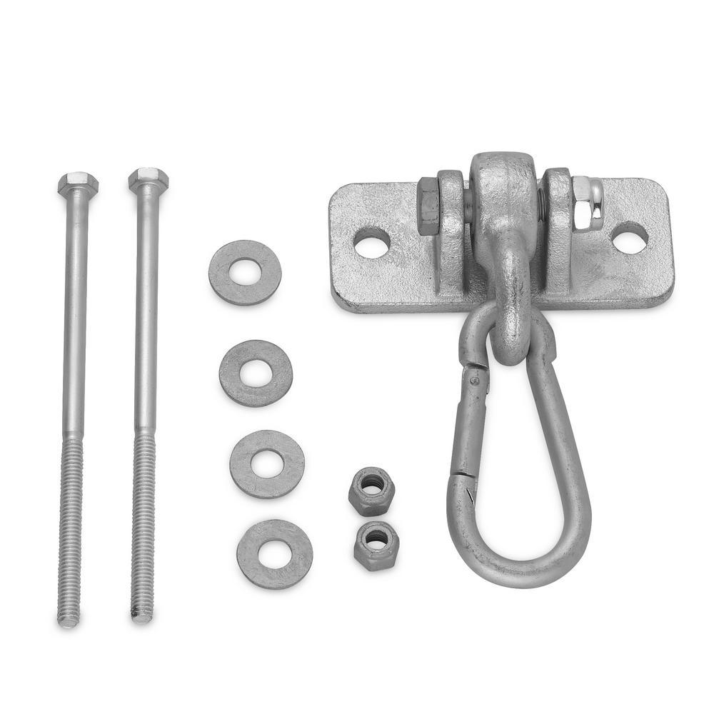 Swingan Heavy Duty Swing Hanger With 4 In Snap Hook