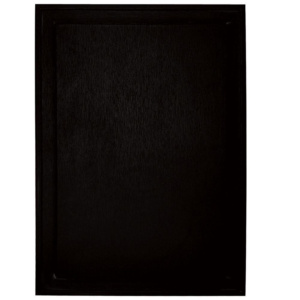10 in. x 14 in. #002 Black Super Jumbo Mounting Block