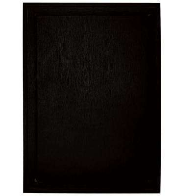 10 in. x 14 in. #002 Black Super Jumbo Mounting Block