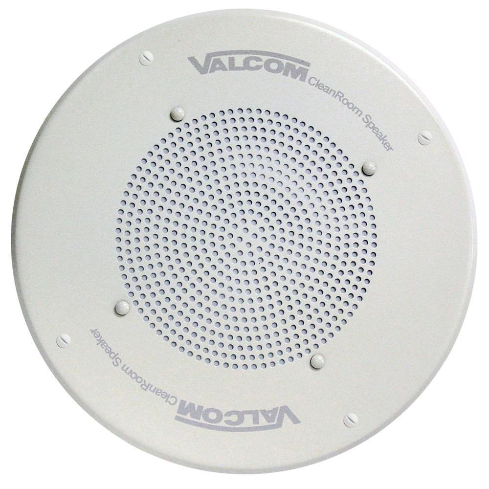 Clean Room Ceiling Speaker