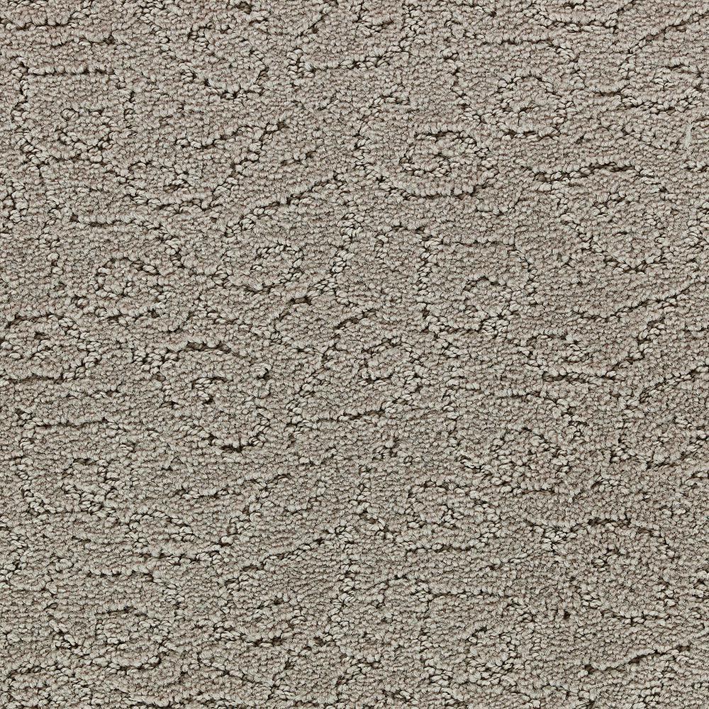 Carpet Sample - EdenbRidge - In Color Finesse 8 in. x 8 in.