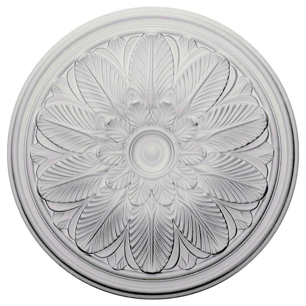 22-5/8 in. Bordeaux Ceiling Medallion