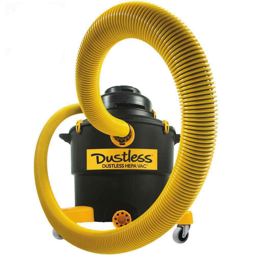 Dustless Technologies 16 Gal Hepa Wet Dry Vacuum Epa Kit