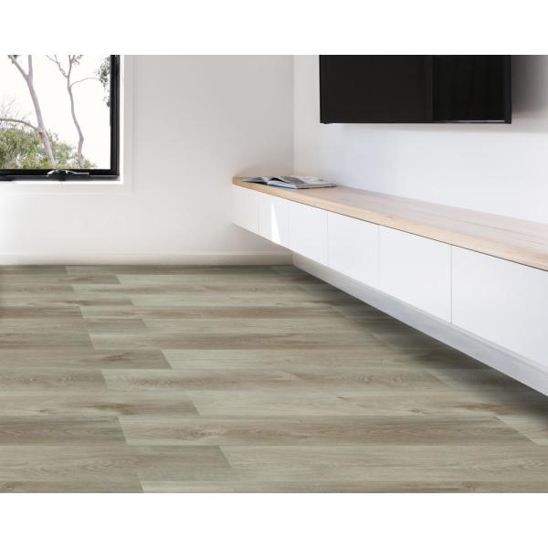 Home Decorators Collection Bay Village Oak 7 64 In X 42 56 In Rigid Core Luxury Vinyl Plank Flooring 20 8 Sq Ft Case Vtrhdbayvil7x42 The Home Depot