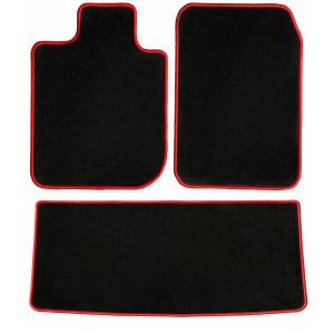 2017 Subaru Outback Red Oriental Driver Passenger /& Rear Floor GGBAILEY D60059-S2A-RD-IS Custom Fit Car Mats for 2015 2016
