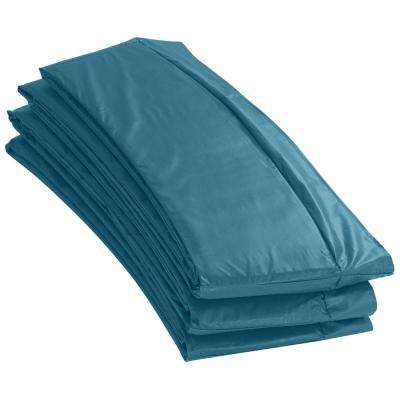 12 ft. Aqua Super Trampoline Replacement Safety Pad