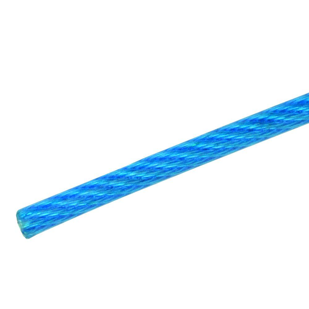 Everbilt 3/32 in. Galvanized Vinyl Coated Wire Rope-809866 - The ...