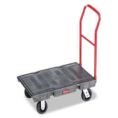 24 in. x 48 in. Heavy Duty Platform Truck with 8 in. Casters