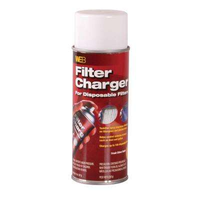 14 oz. Aerosol Filter Charger