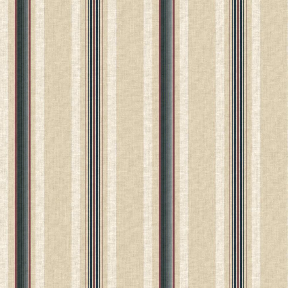 Multi Pinstripe Wallpaper