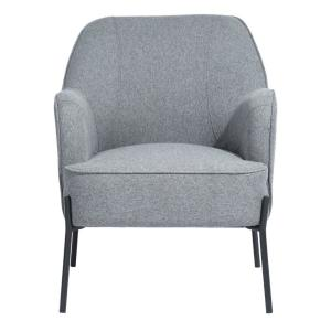 FurnitureR Upholstered Accent Chair