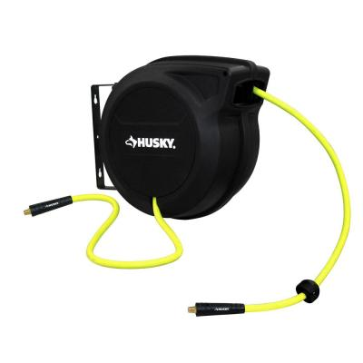 3/8 in. x 50 ft. Hybrid Retractable Hose Reel