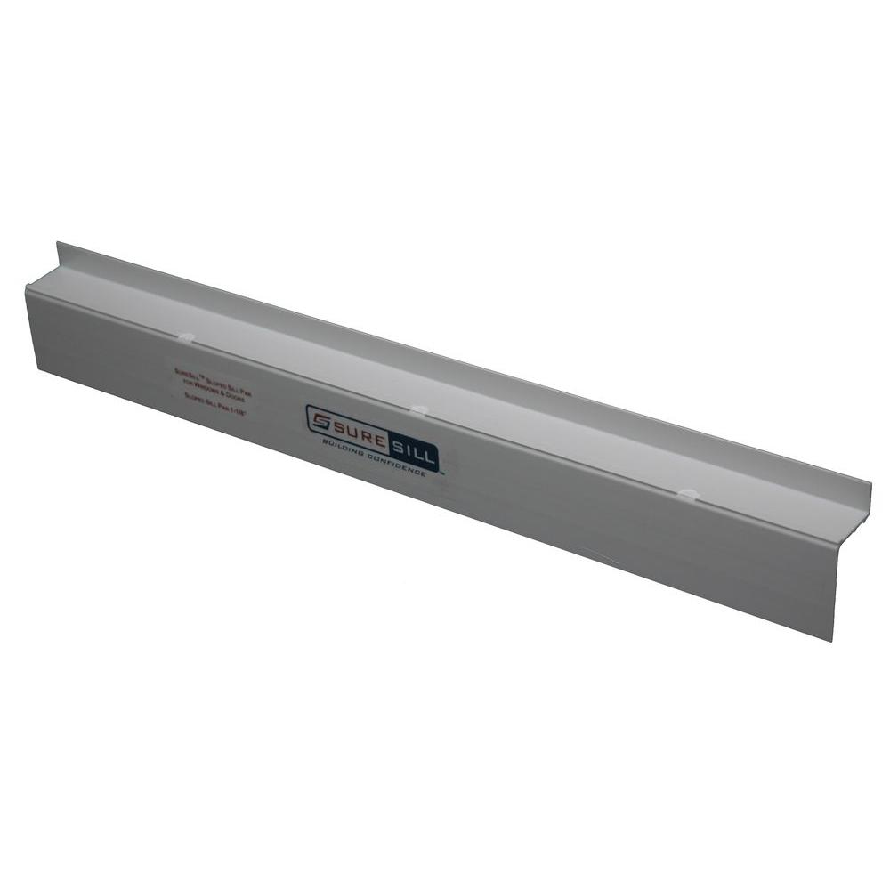 1-1/8 in. x 80 in. Sloped Sill Pan (20-Piece per Box)