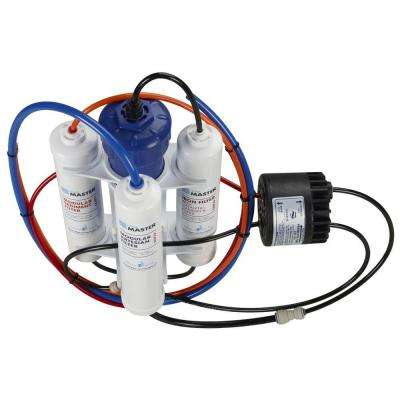 Home Master HydroGardener Pro Garden and Hydroponic Under-Sink Remineralizing Reverse Osmosis Water Filter System
