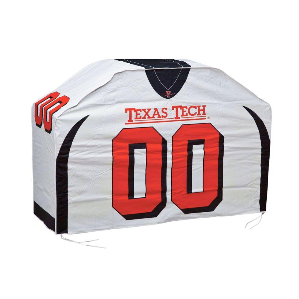 Team Sports America 60 in. NCAA Texas Tech Grill Cover