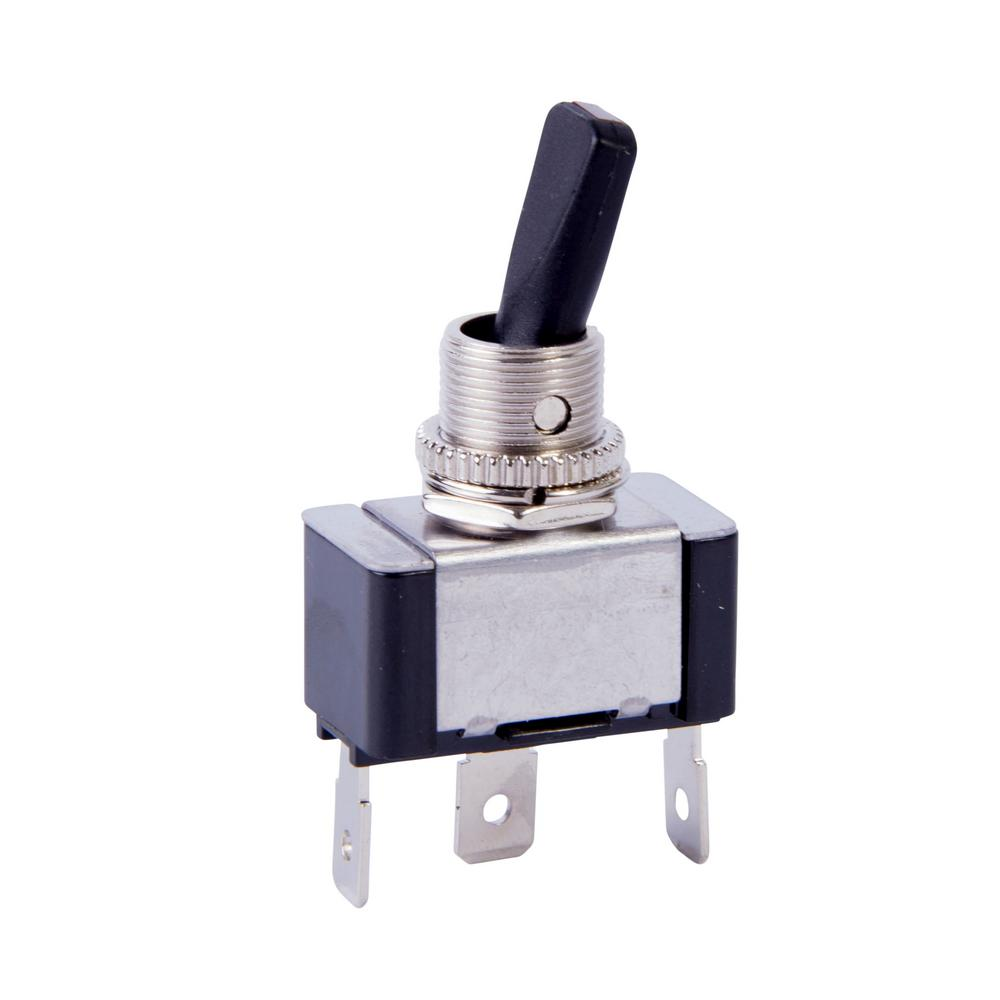 Panel mount toggle switch