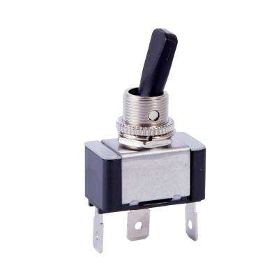 30 Amp Red LED Illuminated Toggle Switch