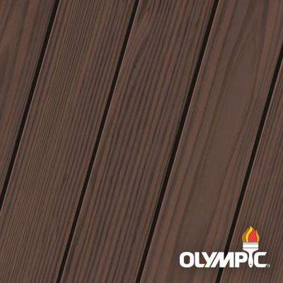 Elite 8-oz. Royal Mahogany ESS10 Semi-Solid Exterior Stain and Sealant in One Low VOC