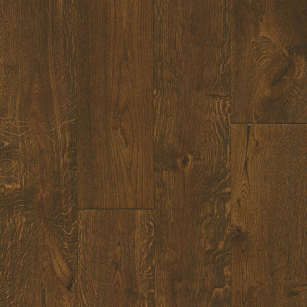 Bruce White Oak Earthy Tone 1/2 in. T x 7-1/2 in. W x Varying L Engineered Hardwood Flooring (25.7 sq. ft.)