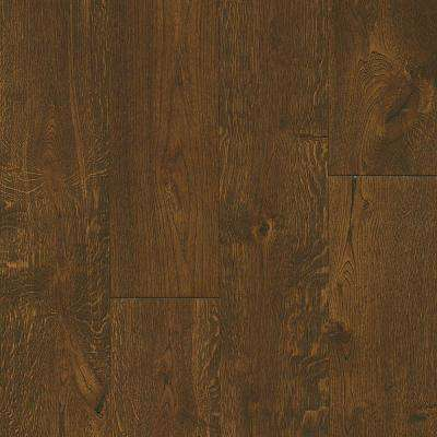 White Oak Earthy Tone 1/2 in. Thick x 7-1/2 in. Wide x Varying Length Engineered Hardwood Flooring (25.73 sq. ft. /case)