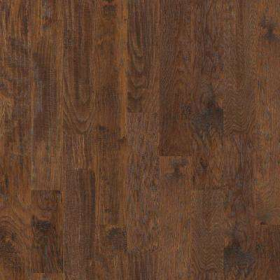 Canyon Hickory Fawn 3/8 in. T x 6-3/8 in. W x Varying Length Engineered Hardwood Flooring (30.48 sq. ft. /case)