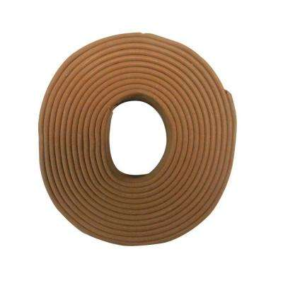 E/O 1/8 in. x 90 ft. Rope Caulk Wood Tone