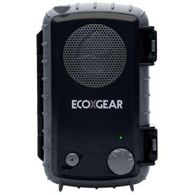 Waterproof Speaker Case - Black
