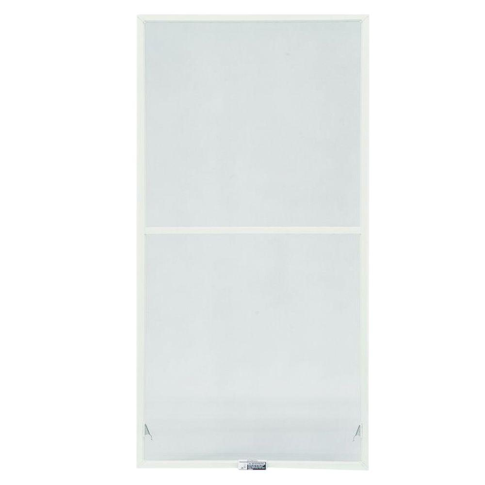Andersen TruScene 31-7/8 in. x 50-27/32 in. White Double-Hung Insect Screen