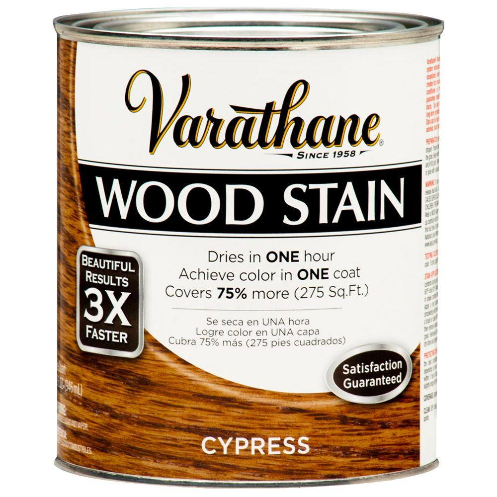 Varathane 1 Qt. Cypress Wood Stain (2-Pack)-DISCONTINUED