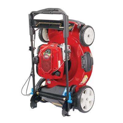 Recycler 22 in. SmartStow Personal Pace Variable Speed High-Wheel Drive Gas Walk Behind Self Propelled Lawn Mower