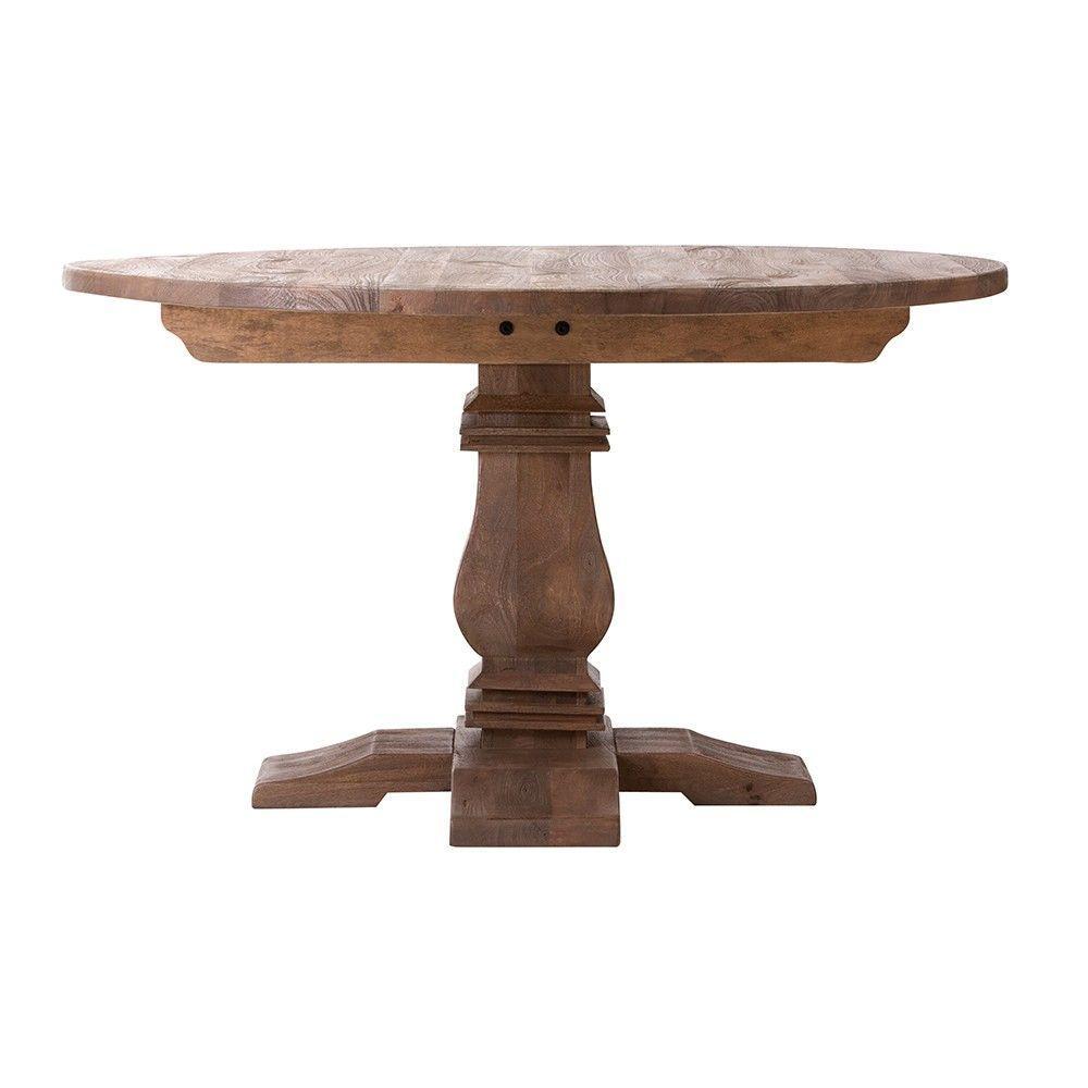 Aldridge Antique Grey Dining Table