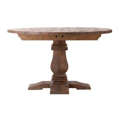 Aldridge Antique Grey Dining Table