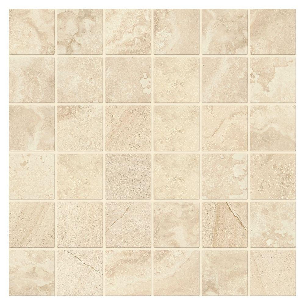 Developed By Nature Rapolano 12 In X 6 Mm Glazed Ceramic