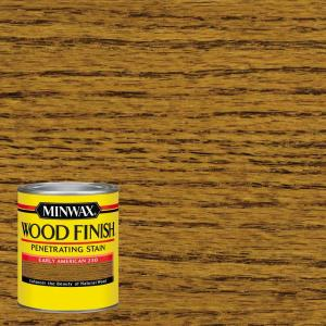 1 qt. Wood Finish Early American Oil Based Interior Stain