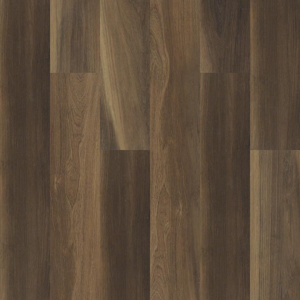 Shaw Manor Oak Click 9 In X 59 In Pueblo Resilient Vinyl Plank Flooring 21 79 Sq Ft Case