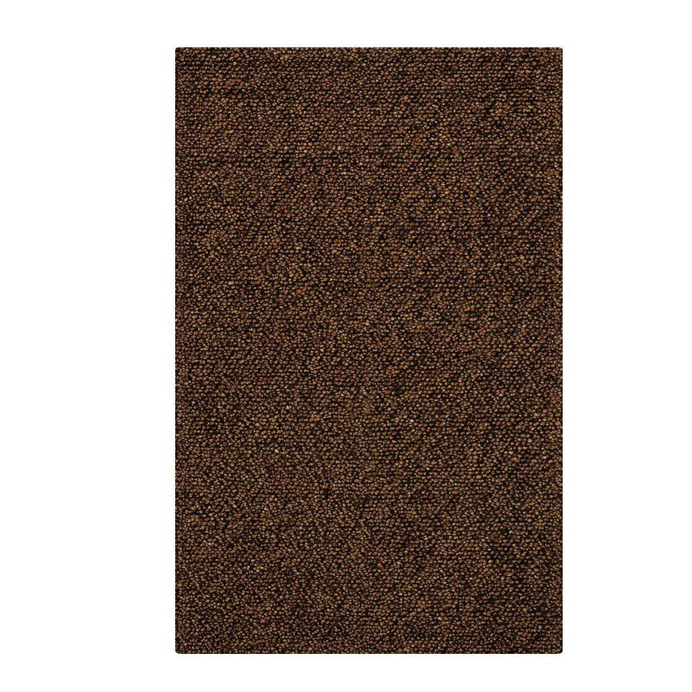 home decorators collection jolly shag brown 7 ft x 9 ft