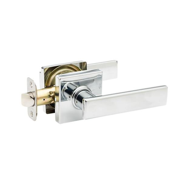 Craftsman Remi Polished Stainless Hall/Closet Door Lever