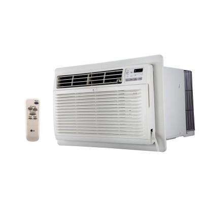 11,800 BTU 230-Volt Through-the-Wall Air Conditioner with Remote