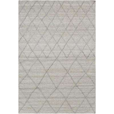Absolon Taupe 8 ft. x 10 ft. Area Rug