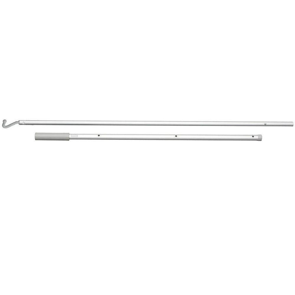 VELUX 4 - 6 ft. Telescoping 7-Hook Control Rod for Manually Operated Skylight Blinds