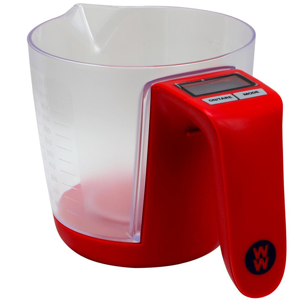 Caulder Measuring Cup with Digital Display