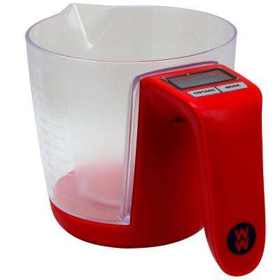 Caulder Measuring Cup with Digital Display