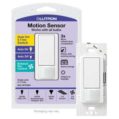 3 Way Motion Sensors Wiring Devices Light Controls The Home Depot