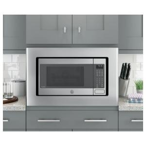 10 Ge Profile 1 5 Cu Ft Countertop Convection Microwave
