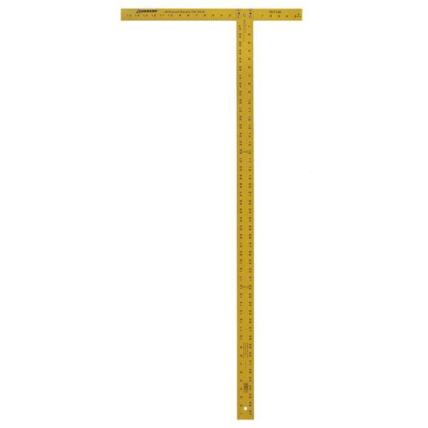 48'' Drywall Square (Yellow)
